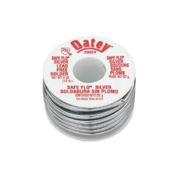Solder 1/2lb Silver Safe Flo