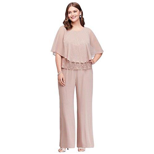 Three-Piece-Chiffon-Capelet-Plus-Size-Pantsuit-Style-610747DW