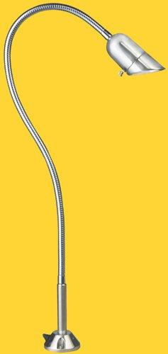 (Corona CL-807-D-SI-36 - 12V Flexible BBQ Deck Light Aluminum Bullet 36