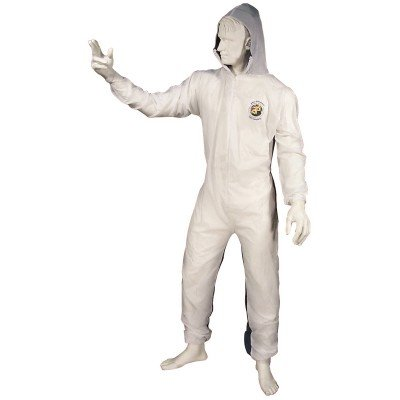 Astro 4562 X-Large Reusable Coverall with Velcro Wrists and Ankles by Astro Pneumatic Tool