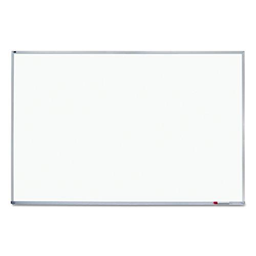 - Quartet Whiteboard, 4' x 6', Aluminum Frame (EMA406)
