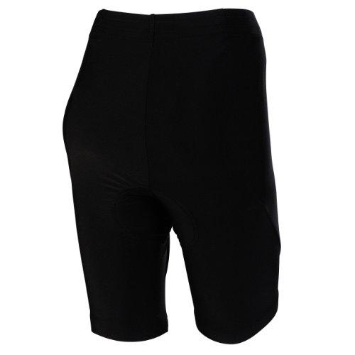 Protective Catania - Pantalones cortos de ciclismo para mujer Negro
