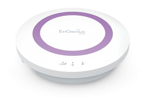 EnGenius Technologies 2.4 GHz Wireless N300 Router with Gigabit and USB Port (ESR350)