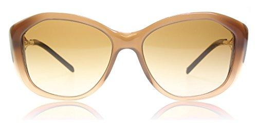 Burberry Women's 0BE4208Q Gradient Dark Amber/Gold/Gradient Brown - Buy Usa In Sunglasses