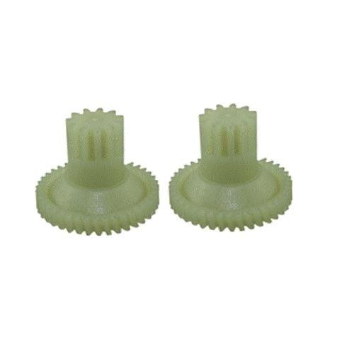 (2) Waring Meat/Food Slicer Motor Gear for FS150 026599 ()