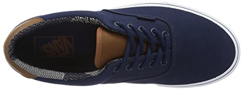Furgoni Unisex Era 59 Scarpe Da Skate Dress Blues / Mix Di Materiali
