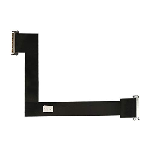 - HKCB Replacement New LCD Video VGA LVDS Screen Display Flex Cable 593-1281 593-1028 for iMac 27inch A1312