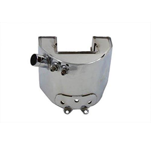 V-Twin 40-0429 - Replica Chrome Oil Tank