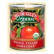 Muir Glen, Organic Whole Peeled Tomatoes, 6/102 Oz