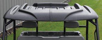 Premier Plastics 60in. 2 Piece Universal Roof with Cargo Storage VPRE-UNI0103BK ()