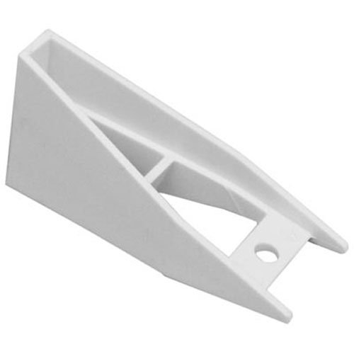 Gutter Bracket Spacer - GENOVA Products TV275511 5PK WHT Bracket Spacer