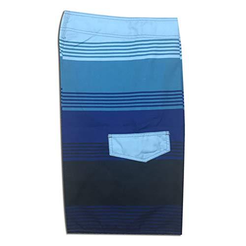 Ad Uomo Cinque Pantaloni A Surf Navyspot Da Sportivi Pantaloncini Asciugatura A2 Punte Sfumate Righe Rapida gvtqvIw
