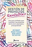 img - for Gesti n de Proyectos Rentables book / textbook / text book