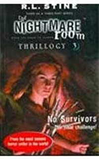 Buy The Nightmare Room Thrillogy #1: Fear Games Book Online at Low ...