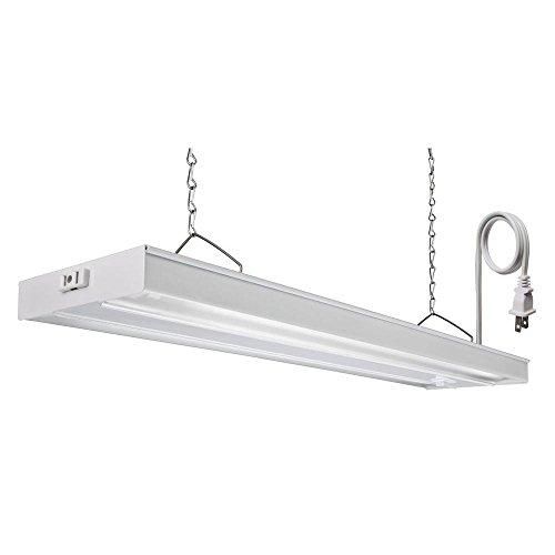 Lithonia Lighting GRW 2 28 CSW CO M4 Fluorescent Linear Garden Light, White
