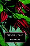 The Names of Plants, David Gledhill, 0521523400