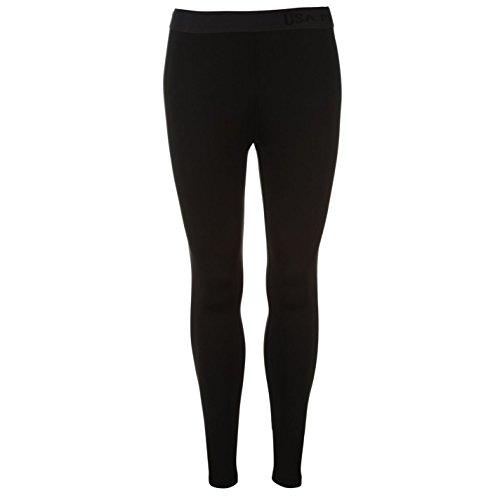 U.S.A. Pro - Legging de sport - Femme * -  Noir - XS