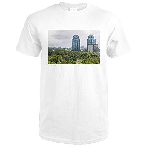 Atlanta, Georgia - Concourse Office Park - Photography A-92574 92574 (Premium White T-Shirt X-Large) (Sign Atlanta Highway)