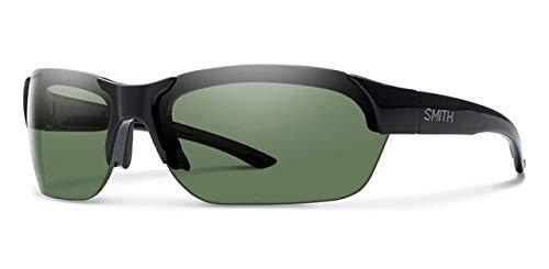 Smith Envoy ChromaPop Polarized Sunglasses - Men's Black/Polarized Gray Green, One ()
