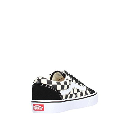 Vans Old Skool Lite Chaussures Blanc vQBlPc