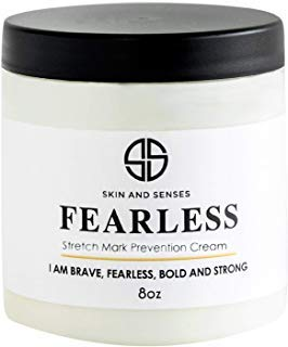 Stretch Mark Prevention Body Butter Cream for Pregnancy - Loaded With Ingredients That Nourish, Moisturize & Heal The Skin. For Eczema, Psoriasis, Keratosis Pilaris & Dry Skin. All Natural Ingredients