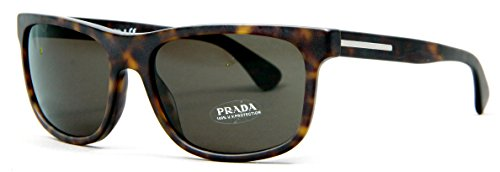 PR Green PLAQUE 15RS Brown Prada Sonnenbrille O64qxEU6w