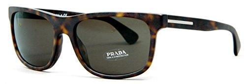 Green Brown PR 15RS Sonnenbrille PLAQUE Prada wX1qvf6