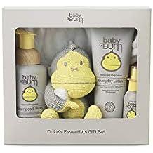 [Patrocinado] Set de regalo para bebé Bum Essentials