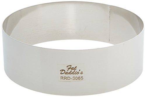 cake ring 6 inch - 1