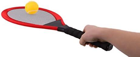 TOYLAND Juego de Tenis y bádminton de 65 cm - 2 Raquetas Gigantes ...