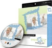 Memory Mixer Lite - Digital Scrapbook Software