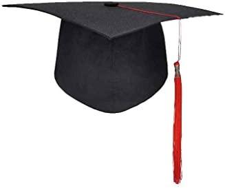 Ben-gi Escuela de graduación borlas Cap Birrete Universidad Licenciatura Maestro graduación CapUniversity Licenciatura Médico Académico Sombrero