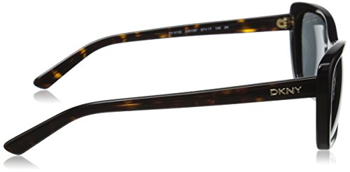 para Sol Mujer 57 Black DKNY de 0Dy4130 Gafas IqCwnBg