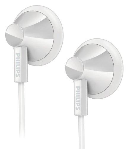 Philips SHE2100WT/28 In-Ear Headphones - White ()