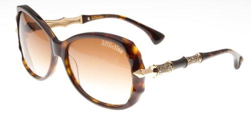 Affliction Sunglasses Lizette Tortoise & Rose - Affliction Sunglasses