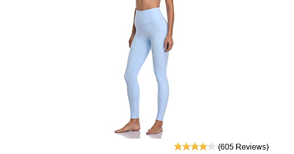 93d0b9574a Colorfulkoala Women s Buttery Soft High Waisted Yoga Pants Full-Length  Leggings at Amazon Women s Clothing store