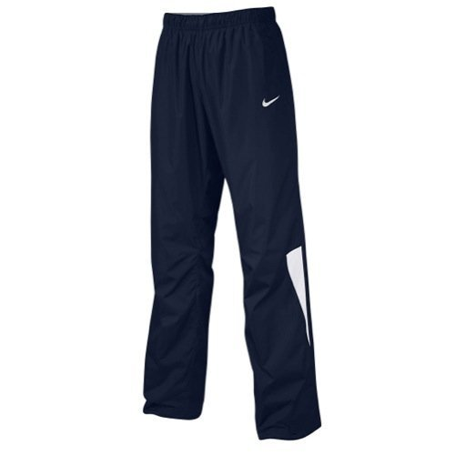 (Nike Team Challenger Pants Size XS (X-Small, Navy/White) )