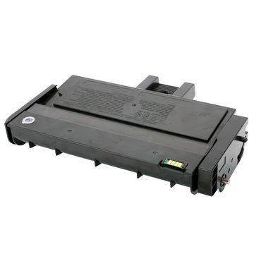 Sp Compatible Cartridges (Bulk 407258, Type SP 201HA Ricoh Compatible Laser Toner Cartridge, Black Ink: RC407258 (5 Laser Toner Cartridges))