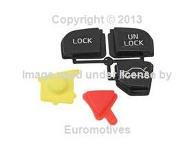 Amazon.com: for Volvo (99-03) Remote Key push Button Insert ...