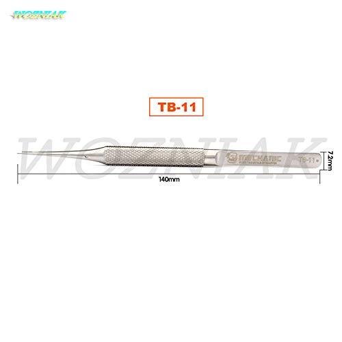 Industrial Tweezers | Maintenance Forceps | Mechanic Original Fingerprint