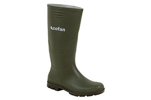 Grün PVC Rainboots Gr. 42
