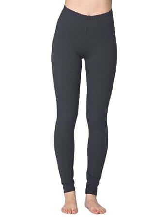 American Apparel Women's Winter Leggings, Navy - X-Small