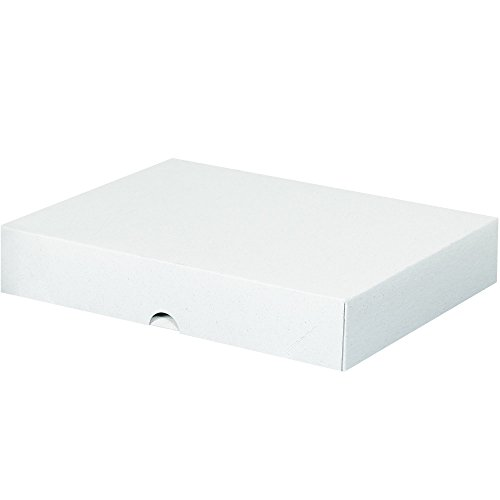 Stationery Folding Cartons - BOX USA BR1 Stationery Folding Cartons, 8 1/2