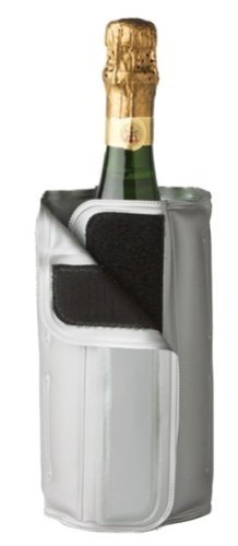 Deluxe Bottle Cool Chiller Sleeve for Wines and Champagnes. Franmara 7853