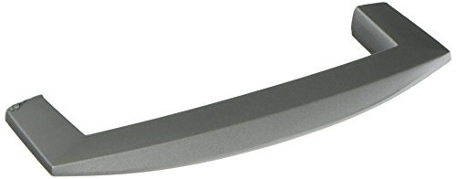 Amerock BP27016AA Creased Bow 3-3/4in(96mm) CTC Pull - Anodized Aluminum by Amerock