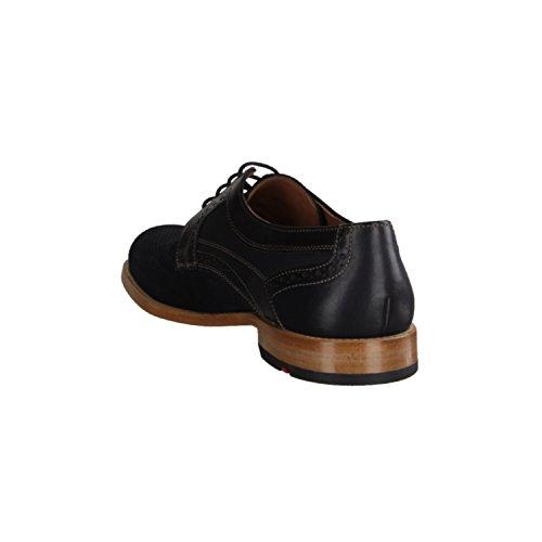 À Bleu De Chaussures Ville Pour Lacets Lloyd Homme CqBgHwx