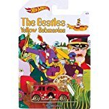 - Hot Wheels 2016 The Beatles 50th Anniversary Yellow Submarine Morris Mini 4/6, Red