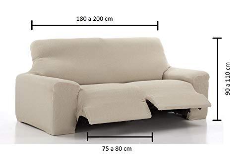 El Tintorer Funda de sofá Bielástica Relax Nice (Sofá Relax ...