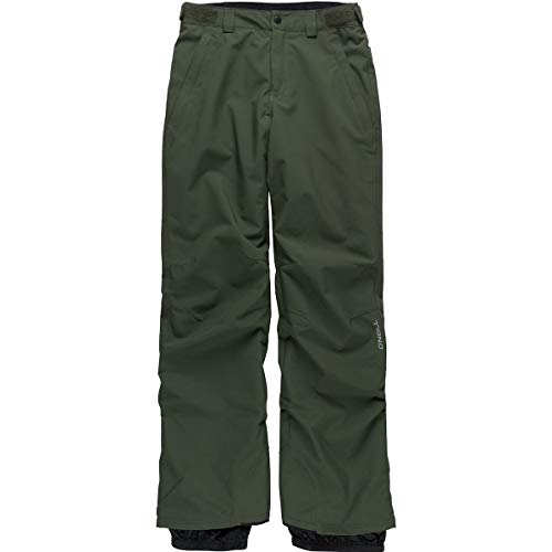 O'Neill Boys Anvil Pants, Size 10, Forest Night