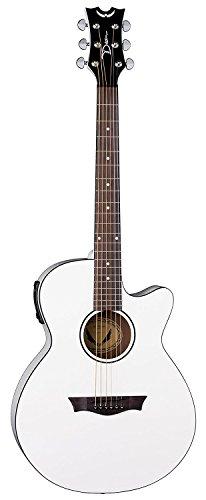 tic-Electric Guitar, Classic White (Dean Acoustic Guitar)